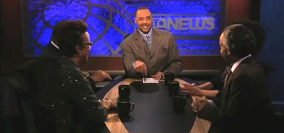 BET / Weekly With Ed Gordon