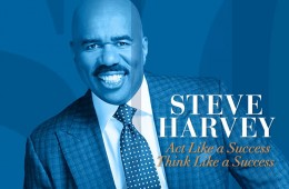 Up / Steve Harvey: Act Like a Success, Think Like a Success
