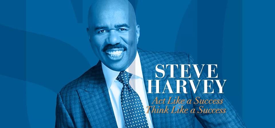 Up / Steve Harvey: Act Like a Success, Think Like a Success